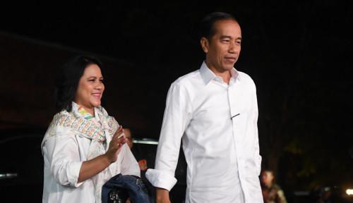Foto Bantah Serang Prabowo secara Personal, Jokowi: Personal itu Kalau Tanya Rumah Tangga dan Istri