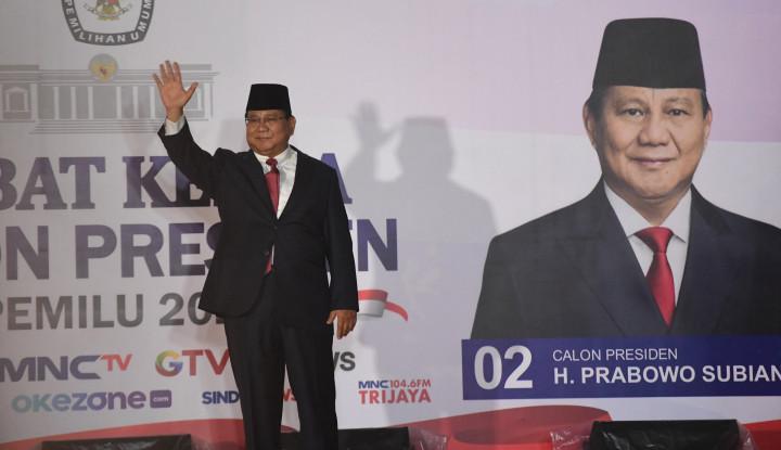 Ketemu Emak-Emak, Prabowo: Saya Jadi Muda Lagi 15 Tahun, Cieee... - Warta Ekonomi