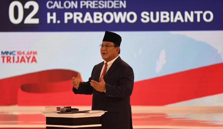 Beredar Video Diduga Kampanye Hitam ke Prabowo, BPN 'Kepanasan' - Warta Ekonomi