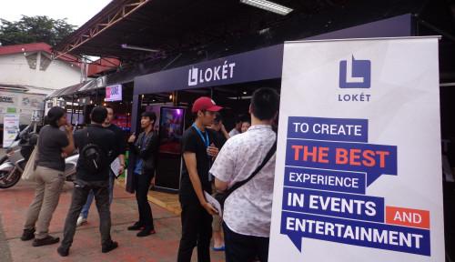 Foto Dorong Ekosistem Industri Event Creator Lokal, Loket Hadir di Unleashed 2019