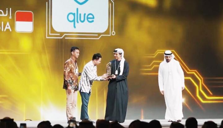 Qlue Sabet Penghargaan The 7th World Government Summit di Dubai - Warta Ekonomi