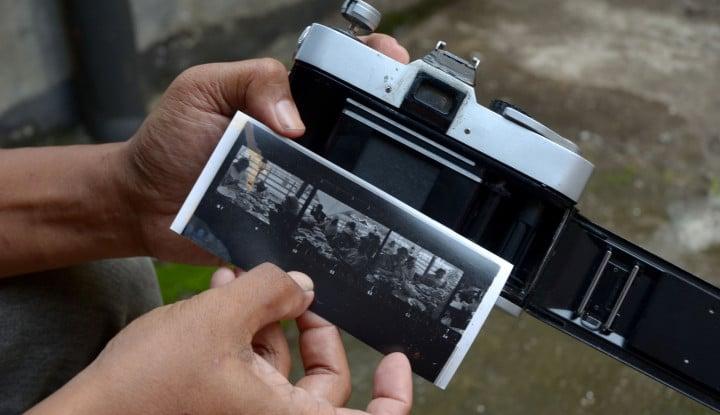 Geliat Kamera Analog di Dunia Digital - Warta Ekonomi