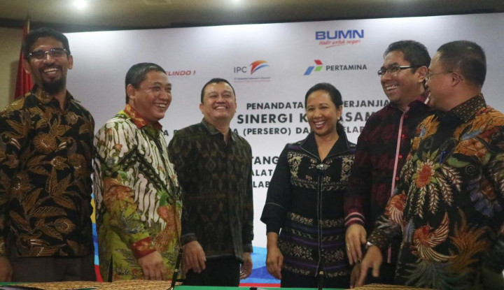 Empat BUMN Pelabuhan Teken SKB Implementasi Sub-Holding Peralatan Pelindo Incorporated - Warta Ekonomi