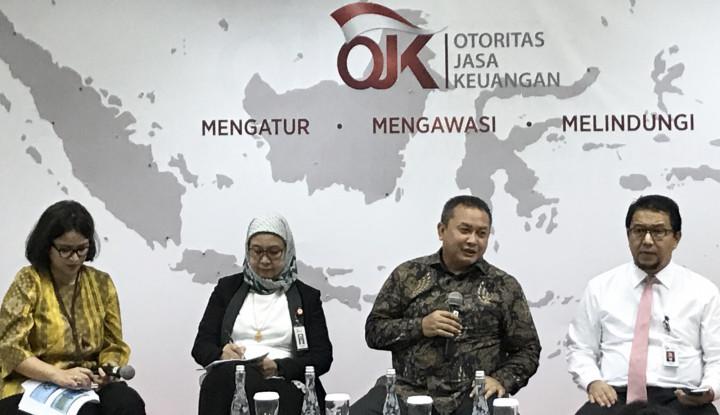 Alhamdulillah, OJK Berencana Ganti Kerugian Investor - Warta Ekonomi