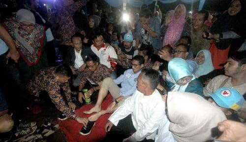 Foto Prabowo Sampaikan Keberpihakan pada Rakyat, Bang Sandi Puas...
