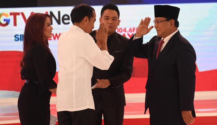 Prabowo Sudah Unggul Tipis dari Jokowi - Warta Ekonomi