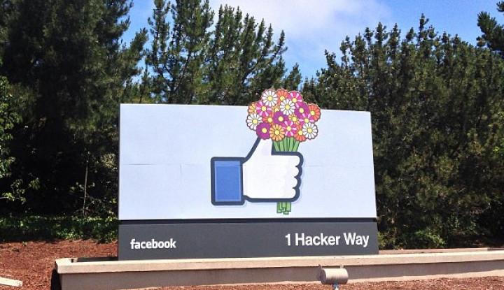 Begini Upaya Facebook Sapu Konten Negatif, Efektif Gak Ya? - Warta Ekonomi