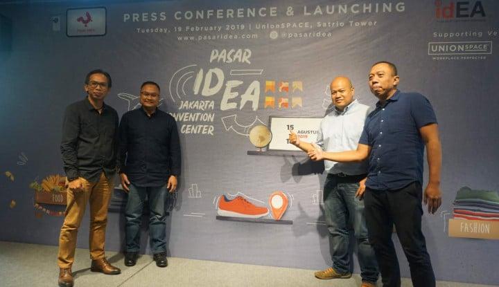 idEA dan Traya Eksibisi Akan Gelar Pameran E-Commerce di Indonesia - Warta Ekonomi