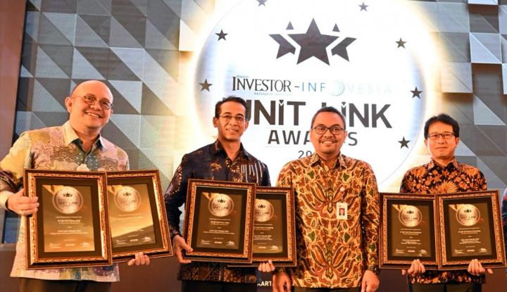 BNI Life Borong 7 Penghargaan Unit Link Terbaik Versi Infovesta - Warta Ekonomi