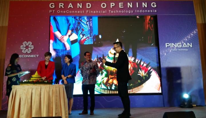 Fintech dari Grup Ping An Ini Resmi Beroperasi di Indonesia - Warta Ekonomi