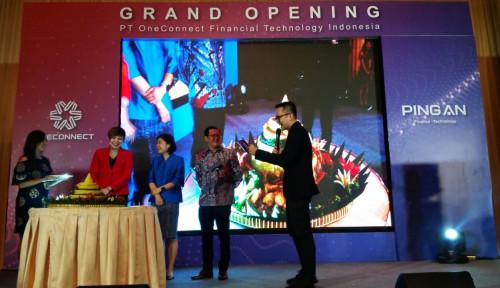 Foto Fintech dari Grup Ping An Ini Resmi Beroperasi di Indonesia