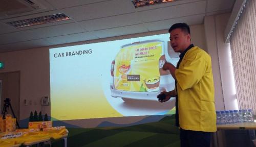 Foto April, Produk Keju Jepang Ini Bakal Tersedia di Seluruh Indonesia