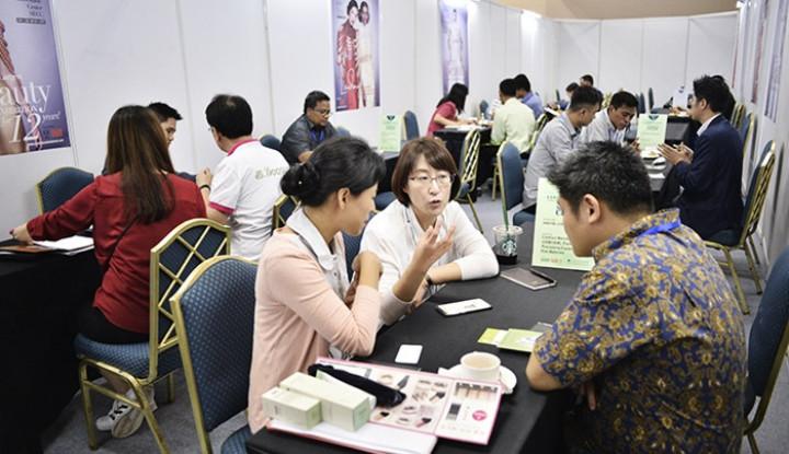 Cosmobeaute Indonesia, Ajang Pertemuan Pelaku Bisnis Private Label - Warta Ekonomi