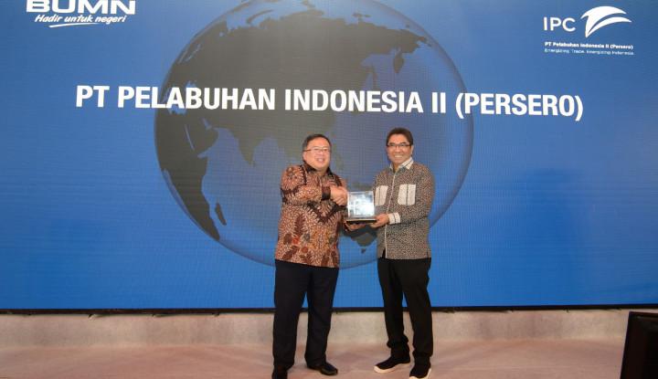 Gelar Stakeholders Gathering, IPC Perkuat Sinergi Menuju Visi Operator Pelabuhan Kelas Dunia - Warta Ekonomi