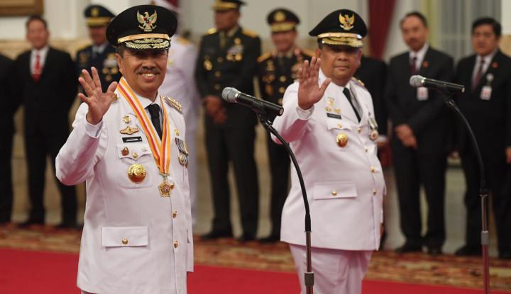 Pesan Jokowi ke Gubernur Riau 'Keren' - Warta Ekonomi