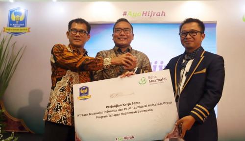 Foto Bank Muamalat Luncurkan Tahapan Haji Umrah Berencana