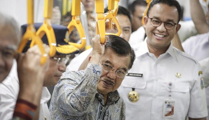 Warga Jakarta Harus Disiplin, Tegas JK!! - Warta Ekonomi