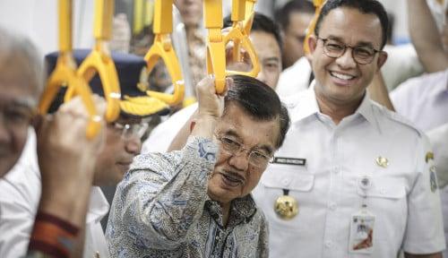 Foto Erwin Aksa Jadi Simbol Perlawanan JK pada Jokowi?