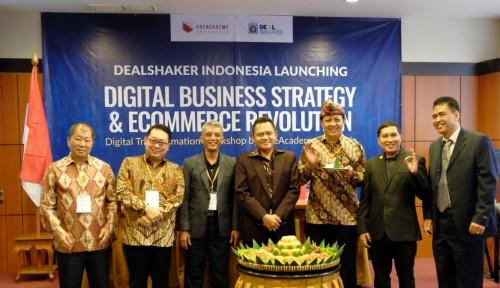 Foto Lewat DealShaker.ID, UMKM Bisa Bersaing di Pasar Global