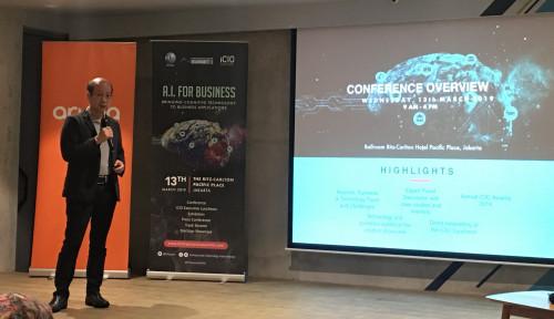Foto CTI IT Infrastructure Summit 2019: Diskusikan Manfaat AI untuk Bisnis Anda