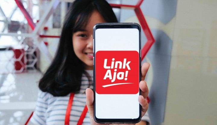 Rini Soemarno: Ayo Ibu-Ibu Download LinkAja - Warta Ekonomi