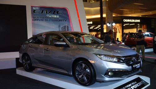 Foto Pakai Teknologi CR-V Hybrid, Honda Jazz Generasi Berikutnya Debut 2020