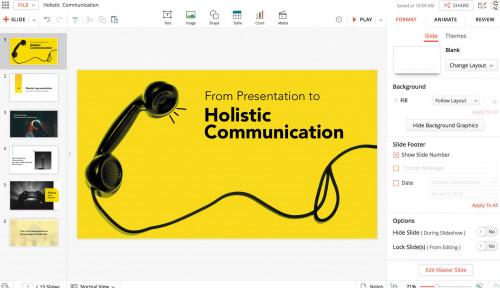 Foto Zoho Luncurkan Generasi Baru Office Suite untuk UKM dan Perusahaan