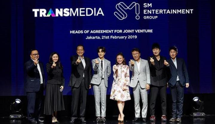 Buka Kantor Di Jakarta, SM Entertainment Gaet Desainer Papan Atas Tanah Air - Warta Ekonomi