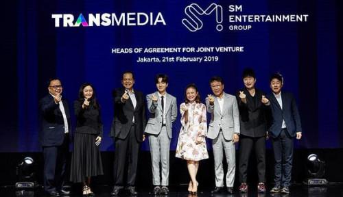 Foto Buka Kantor Di Jakarta, SM Entertainment Gaet Desainer Papan Atas Tanah Air