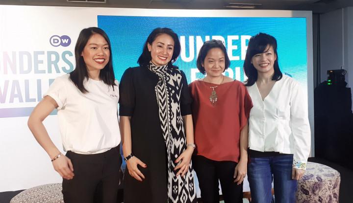 Penuh Inspirasi! Deretan Perempuan Ini Mampu Jadi Pemimpin Perusahaan - Warta Ekonomi