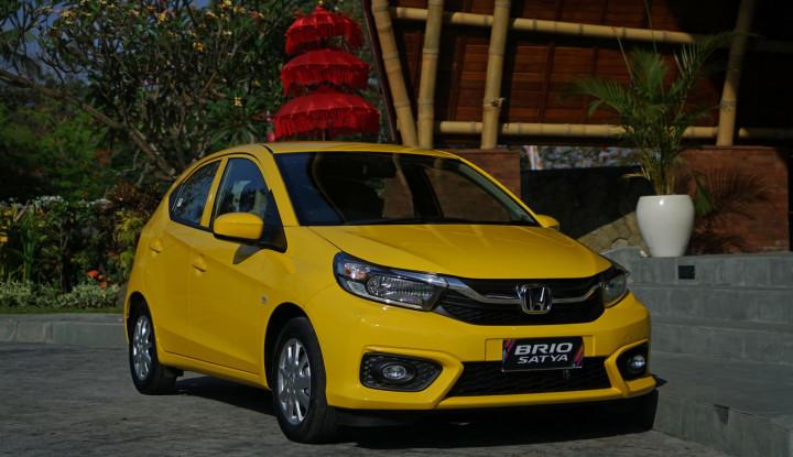 Kuasai 28 Persen Pangsa Pasar, Honda Brio Catat Penjualan Hingga 4.798 Unit - Warta Ekonomi
