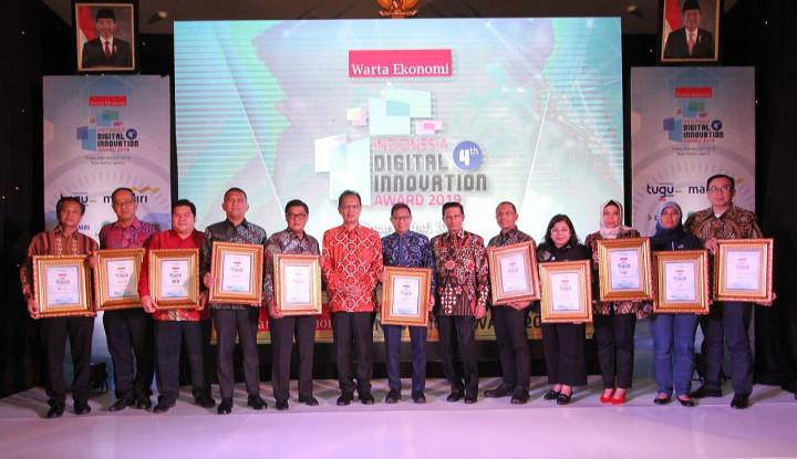 Inilah Daftar Pemenang Indonesia Digital Innovation Award 2019 - Warta Ekonomi