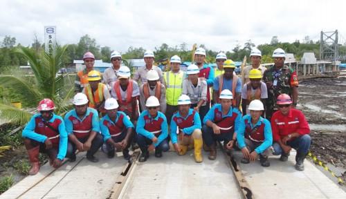Foto Ibu Kota Pindah, WIKA Siap Ambil Barisan Terdepan Garap Konstruksi Kaltim