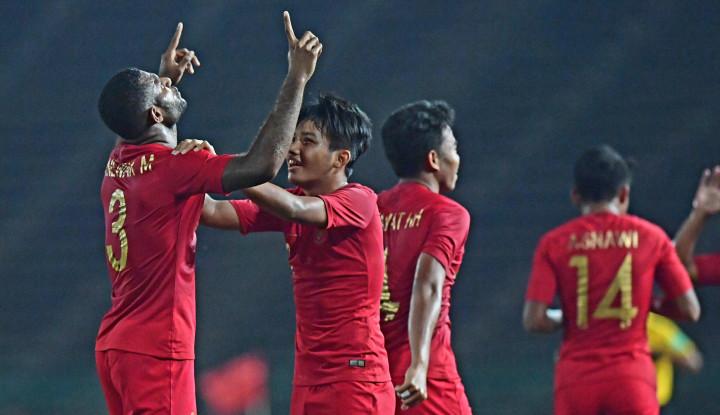 Yes, Timnas U-22 Lolos ke Semifinal Piala AFF - Warta Ekonomi