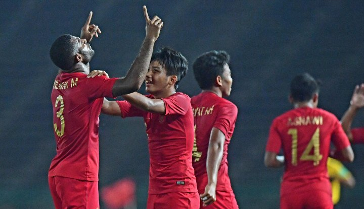 Jelang Laga Timnas Indonesia U-22 vs Myanmar, Pak Manajer Bakar Semangat Para Pemain - Warta Ekonomi