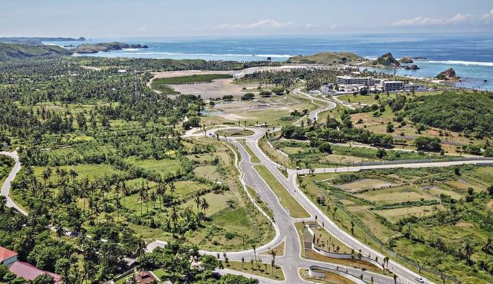 Pembangunan Sirkuit Mandalika Jalan Terus, MotoGP Bakal Jadi Penawar untuk Sektor Pariwisata
