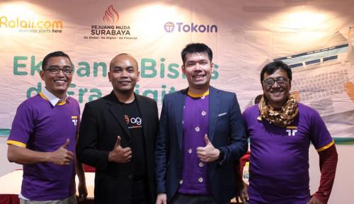 Foto Platform Blockchain Ini Siap Fasilitasi Jutaan UMKM Indonesia