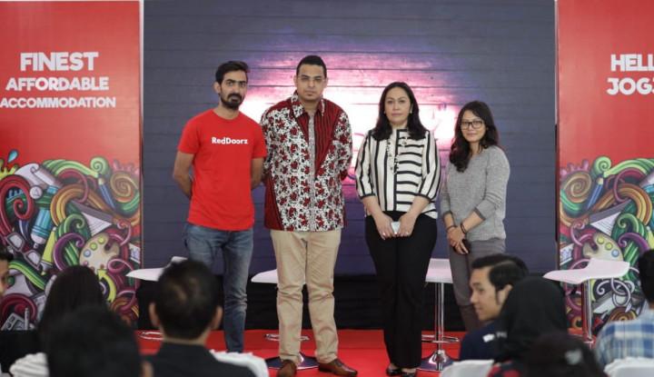 RedDoorz Perluas Propertinya ke Yogyakarta dan 4 Kota Besar di Jateng - Warta Ekonomi