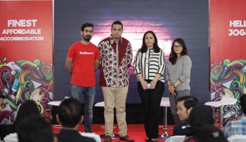 Foto RedDoorz Perluas Propertinya ke Yogyakarta dan 4 Kota Besar di Jateng