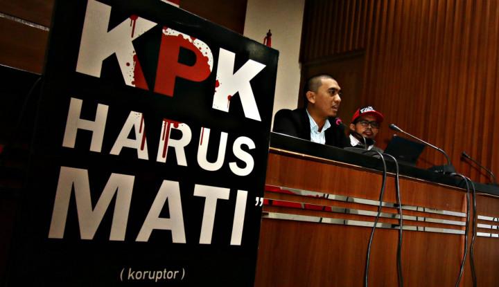 Muhammadiyah: Ada Upaya Pelemahan KPK - Warta Ekonomi