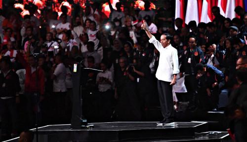 Foto Keluarkan 3 'Kartu Sakti', Suara Jokowi Bakal Naik?
