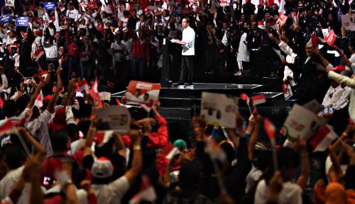 Foto Jokowi: Angka Kemiskinan Turun, Terendah Sepanjang Sejarah Indonesia