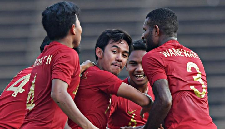 Fiks! Timnas Indonesia U-22 Lolos ke Semifinal SEA Games 2019 - Warta Ekonomi