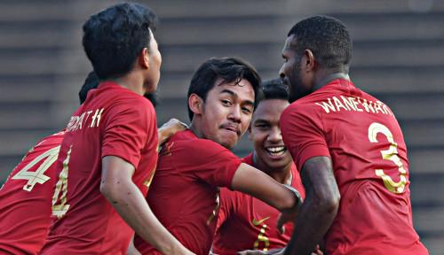Foto Diragukan, Indra Sjafri Puas Timnas Indonesia U-22 Mampu Bungkam Kritikan