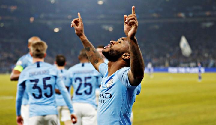 Pesta 7 Gol ke Gawang Schalke, Man City ke Delapan Besar Liga Champions - Warta Ekonomi