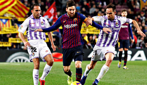 Foto Liga Spanyol Pekan Ke-33, Malam Ini Atletico Madrid dan Barcelona