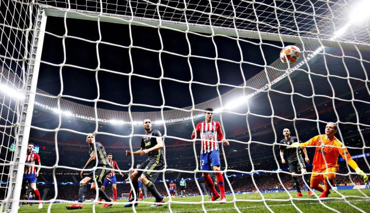 Gol Morata Bawa Atletico Bungkam Villareal 2-0 - Warta Ekonomi