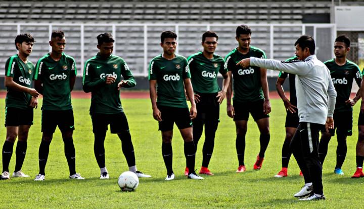 Timnas U-22 Ogah Sesumbar Bakal Jadi Juara Piala AFF - Warta Ekonomi