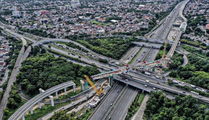 Pembangunan Transportasi Jadi Kunci Bangun Kota Jakarta - Warta Ekonomi