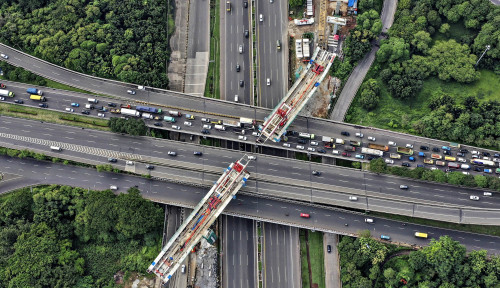 Foto ULN Indonesia Tembus US$391,8 Miliar di Triwulan II 2019
